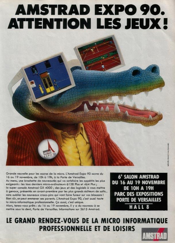 AMSTRAD GX4000 - Eighties - Le forum de la communauté fan des années
